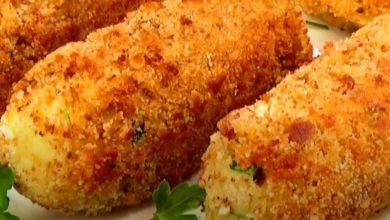 Photo of Очень вкусный картофель с сыром и сосиской