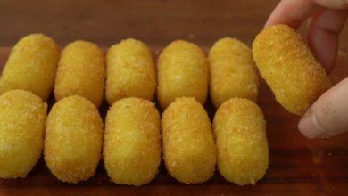 Photo of Картофельные крокеты