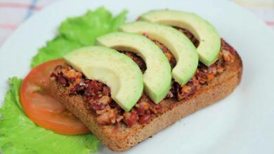Photo of Бутерброд с авокадо