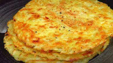 Photo of Картофельные лепёшки с сыром