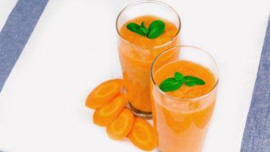 Photo of Морковный смузи