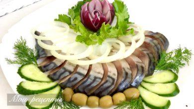 Photo of Рыбная Тарелка! Несколько Вариантов Праздничной Нарезки!