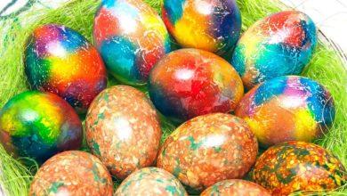 Photo of Как покрасить яйца на Пасху – 2 интересных способа! – Коллекция Рецептов