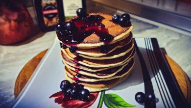 Photo of Панкейки на Йогурте. Быстрый Завтрак. Как Приготовить Панкейки.