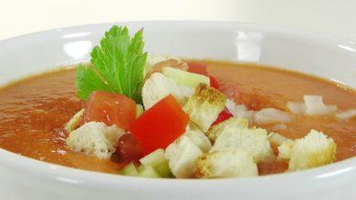 Photo of Аппетитный суп из помидор видео рецепт