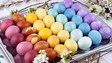 Photo of 7 вариантов как покрасить яйца на Пасху натуральными красителями! Пасхальные яйца без красителей!