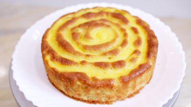 Photo of Лучше торта! Яблочный пирог с кремом.
