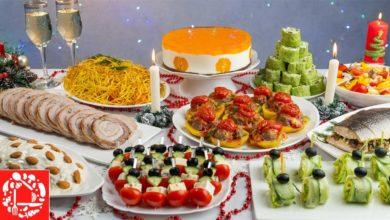 Photo of Меню на Новый год 2021! Готовлю 10 блюд на ПРАЗДНИЧНЫЙ СТОЛ: торт, салаты, закуски, мясо